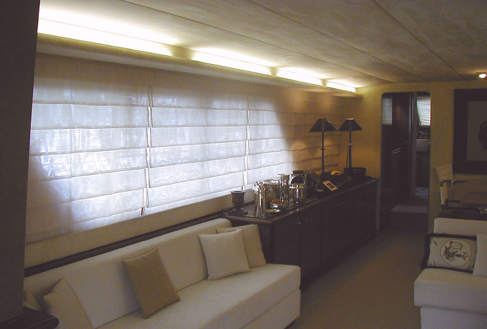 tendeamanara,1998,ROMAN,BLINDS,YACHT,DECOLUXBLINDS,STORES,BATEAU,TENDE,PACCHETTO,MOTORIZZATE,SOMFY
