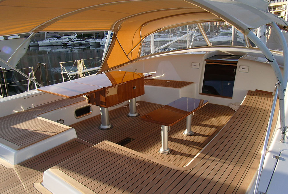 06 FAREWELL luxury sailing yacht charter